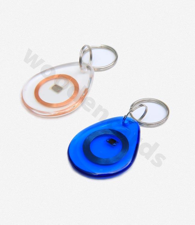 RFID Epoxy Keyfob