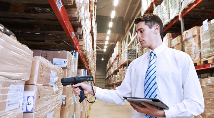 solution warehouse management