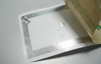 wooden rfid card